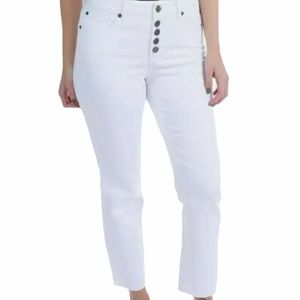 NWT Kenneth Cole High Rise Stretch Jeans 12 / 31